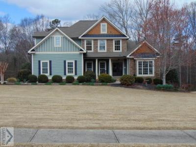 Barrow County Single Family Home Active Active: 1917 Hearthstone Ct