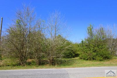 Barrow County Residential Lots & Land Active Active: 461 Harry McCarty Road