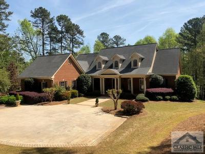Oconee County Single Family Home Active Active: 1061 Ashwood Lane