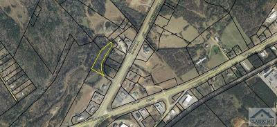 Athens Residential Lots & Land Active Active: 115 McClung Rd