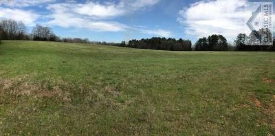 Oglethorpe County Residential Lots & Land Active Active: Dora Bush Hill Rd