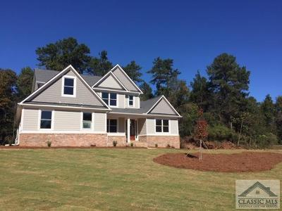 Jackson County Single Family Home Active Active: 297 Bear Paw Court