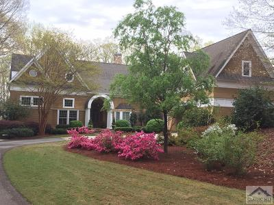 Oconee County Single Family Home Active Active: 1091 Brookview Dr