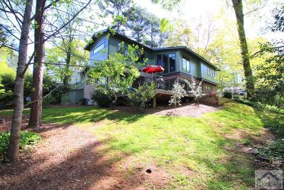 Athens Single Family Home Active Active: 244 Fortson Drive