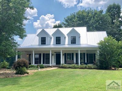 Oconee County Single Family Home Active Active: 2071 Salem Road