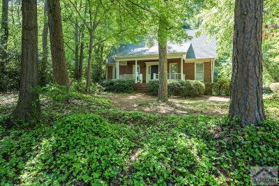 Athens Single Family Home Active Active: 105 Fortson Circle