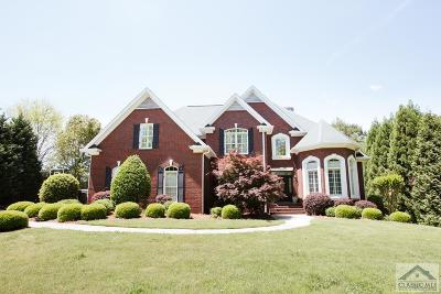 Oconee County Single Family Home Active Active: 1011 Old Creek Way