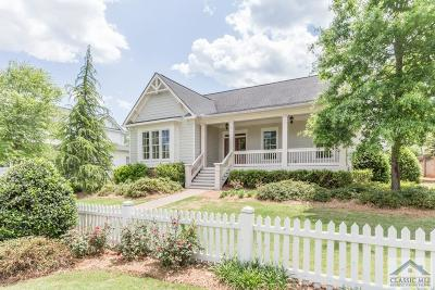Oconee County Single Family Home Active Active: 1530 Oconee Springs Blvd