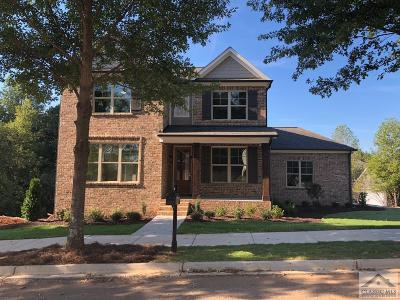 Athens Single Family Home Active Active: 364 Edgewater Drive