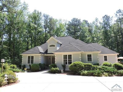 Oconee County Single Family Home Active Active: 1231 Watson Springs Rd