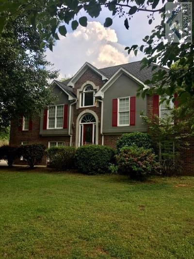 Madison County Single Family Home Active Active: 127 Gatewood Drive