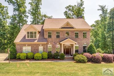 Oconee County Single Family Home Active Active: 1231 Settlers Ridge Rd