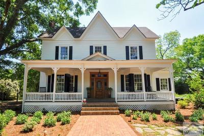 Athens Single Family Home Active Active: 4959 Barnett Shoals Road