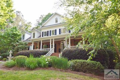 Oconee County Single Family Home Active Active: 1170 Knob Creek Dr