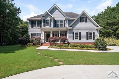 Oconee County Single Family Home Active Active: 4810 Colham Ferry Road