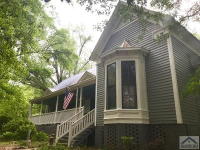 Athens Single Family Home Active Active: 580 Tallassee Road