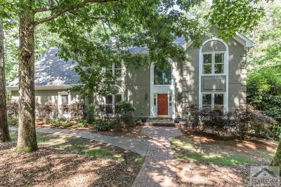 Oconee County Single Family Home Active Active: 1100 Riverside Drive