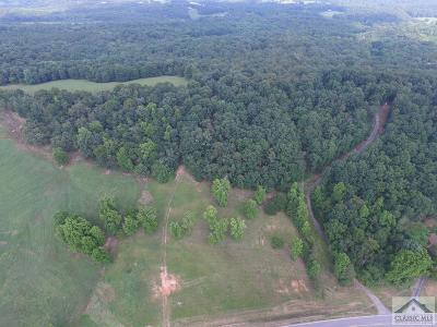 Madison County Residential Lots & Land Active Active: Wildcat Bridge Rd