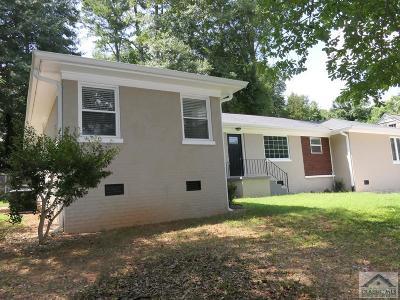 Athens Single Family Home Active Active: 150 Gran Ellen Drive