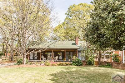Athens Single Family Home Active Active: 167 Greenwood Drive