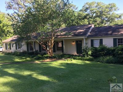 Athens Single Family Home Active Active: 386 Woodward Way