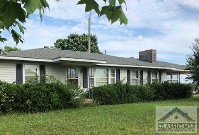 Madison County Single Family Home Active Active: 3794 Hwy 106 N