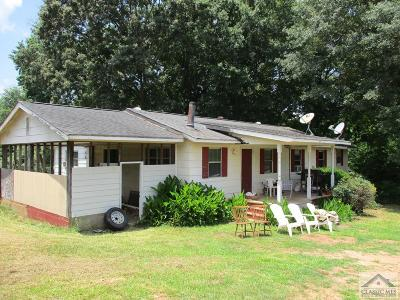 Jackson County Single Family Home Active Active: 7924 Jefferson Road