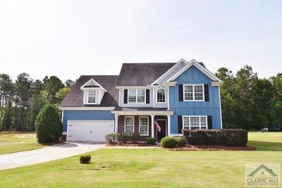 Madison County Single Family Home Active Active: 1324 Kimberly Circle