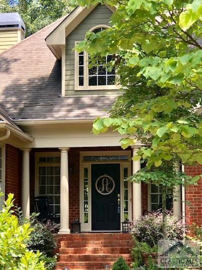 Oconee County Single Family Home Active Active: 1160 Arborwood Ridge
