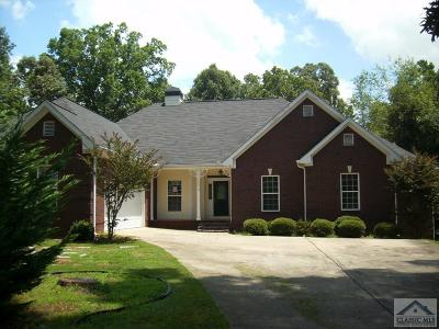 Oglethorpe County Single Family Home Active Active: 219 Mount Vernon Way
