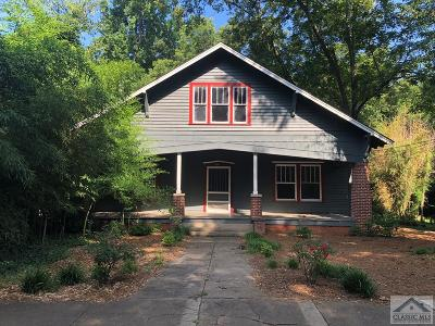 Athens Single Family Home Active Active: 175 Grady Ave