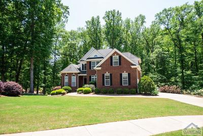 Athens Single Family Home Active Active: 205 Wesley Drive
