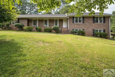 Athens Single Family Home Active Active: 109 Rollingwood Drive
