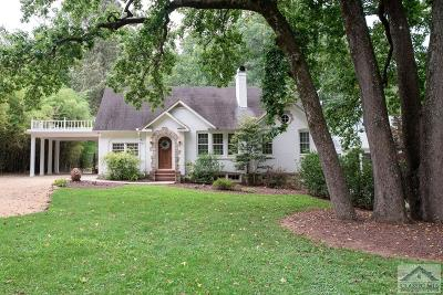 Athens Single Family Home Active Active: 399 Milledge Circle