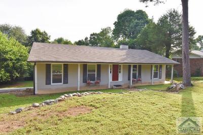 Athens Single Family Home Active Active: 425 Somerset Drive