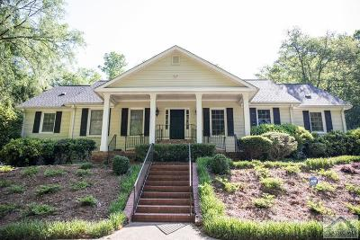 Athens Single Family Home Active Active: 255 Riverview Road