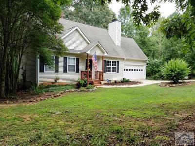Athens GA Single Family Home Active Active: $172,000