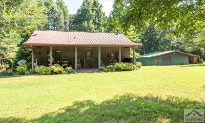 Watkinsville GA Single Family Home Active Active: $549,000