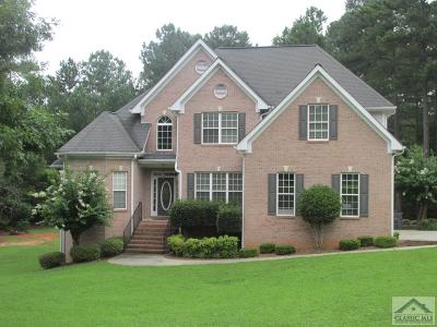 Single Family Home Active Active: 301 Double Springs Road SW
