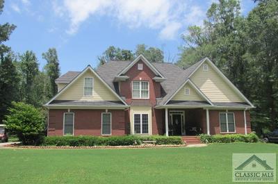 Oconee County Single Family Home Active Active: 1021 Pops Way
