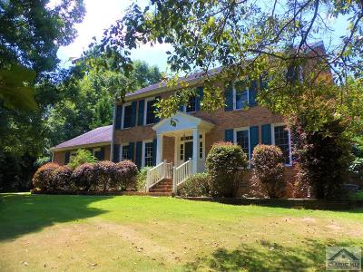 Oconee County Single Family Home Active Active: 1020 Clairmont Place
