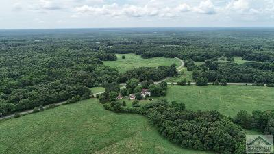 Oglethorpe County Residential Lots & Land Active Active: 5 Yancey