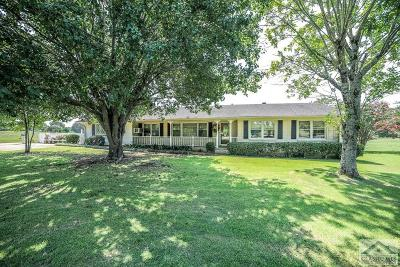Danielsville GA Single Family Home Active Active: $315,000