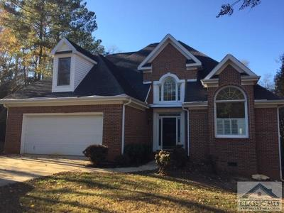 Athens Single Family Home Active Active: 220 Greystone Terrace