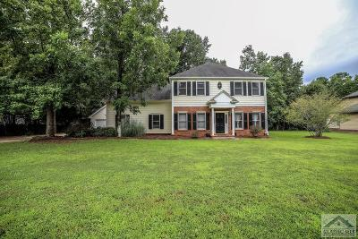 Athens Single Family Home Active Active: 185 Victory Estates Drive