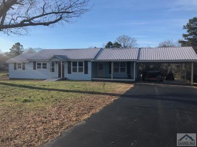 Madison County Single Family Home Active Active: 5305 Hwy 174