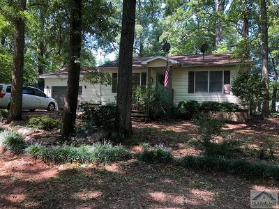 Oconee County Single Family Home Active Active: 139 Hight Drive