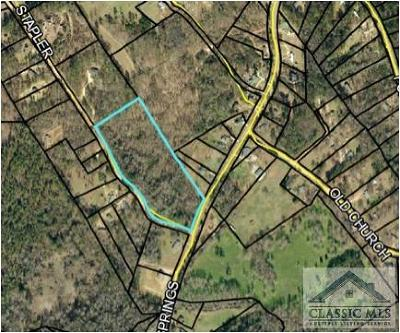 Madison County Residential Lots & Land Active Active: Stapler Road
