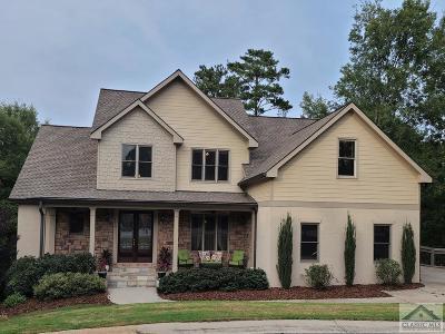 Athens GA Single Family Home Active Active: $393,000