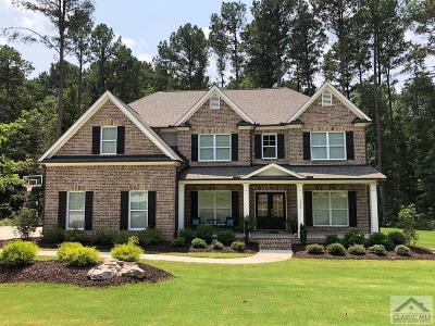 Watkinsville GA Single Family Home Active Active: $442,900
